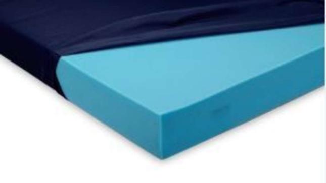 מסודר מזרון ספוג למיטת ילדים 10*100*190 בצבע כחול - עצמ'לה VA-03